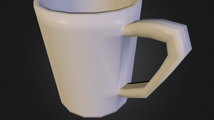 coffee-mug001.zip 3D Model