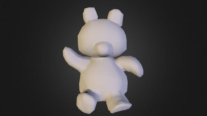 teddy.obj 3D Model