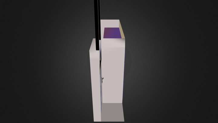 room.3ds 3D Model