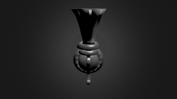 lamp For Games 3D Model