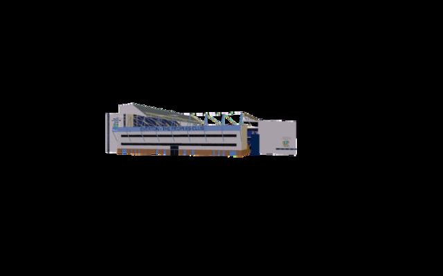 Goodison Park 3D Model