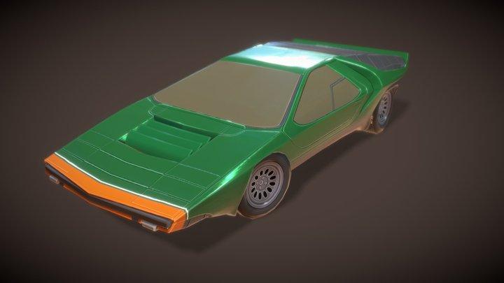 alfa carabo 3D Model