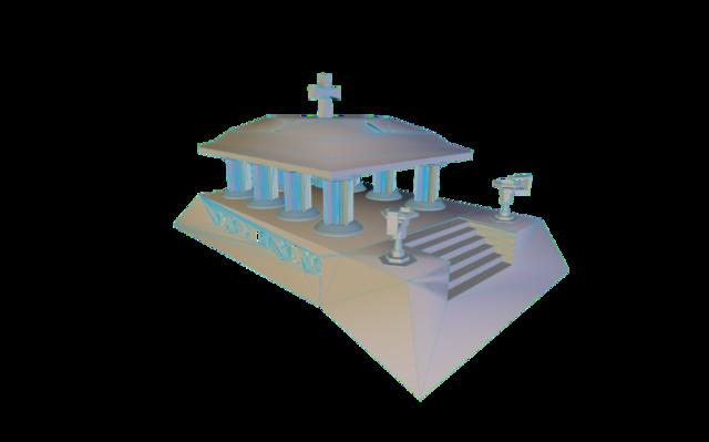Ancient Render 3D Model