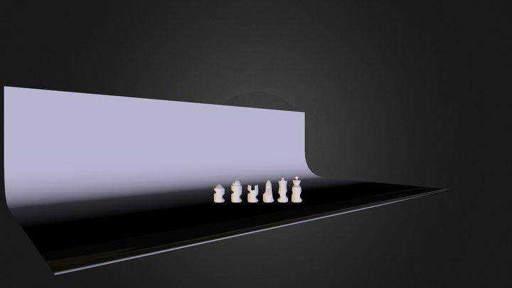 ajedrez.3DS 3D Model
