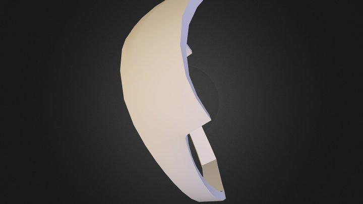 wrist_arm_forearm.obj 3D Model