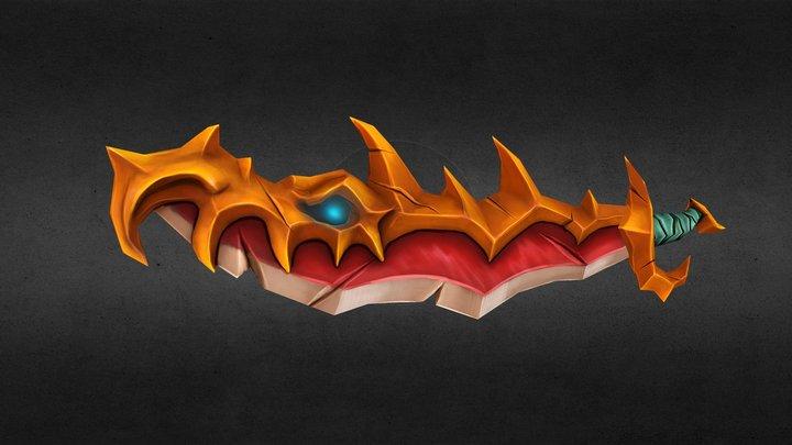 DragonBite 3D Model