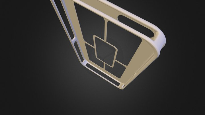 IPHONE CASE VERSION 1.stl 3D Model