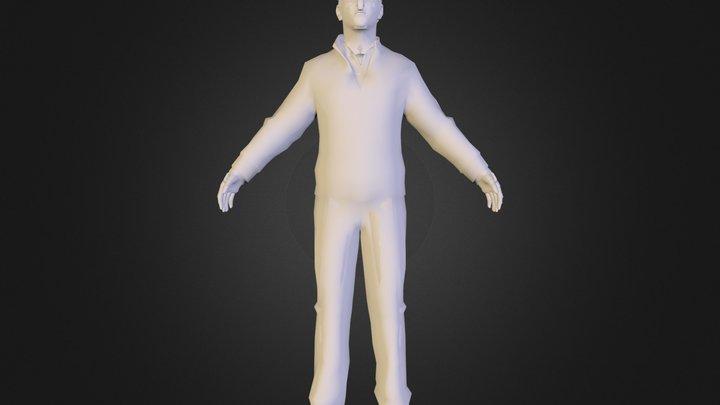 lol.obj 3D Model