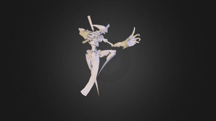 PreDominanceWar ymt3d Model 3D Model