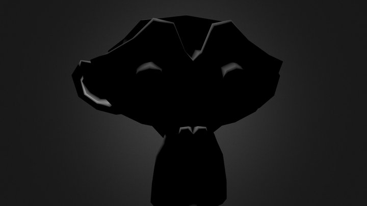 monkey.blend 3D Model
