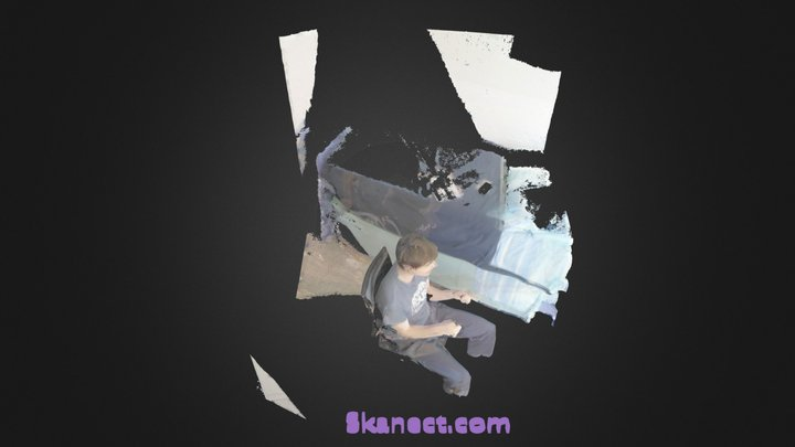 Rudy_test_skanect 3D Model