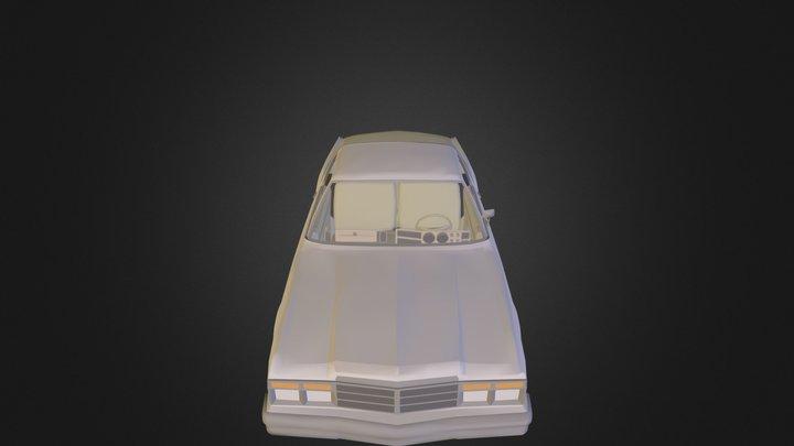 coupe.3ds 3D Model