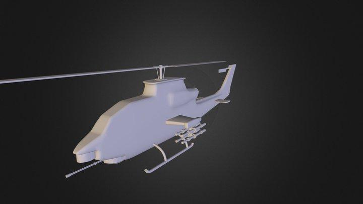 ah1b_full.obj 3D Model