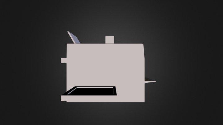 printer.3ds 3D Model