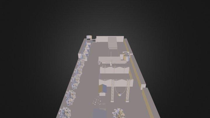 mapdella2.obj 3D Model