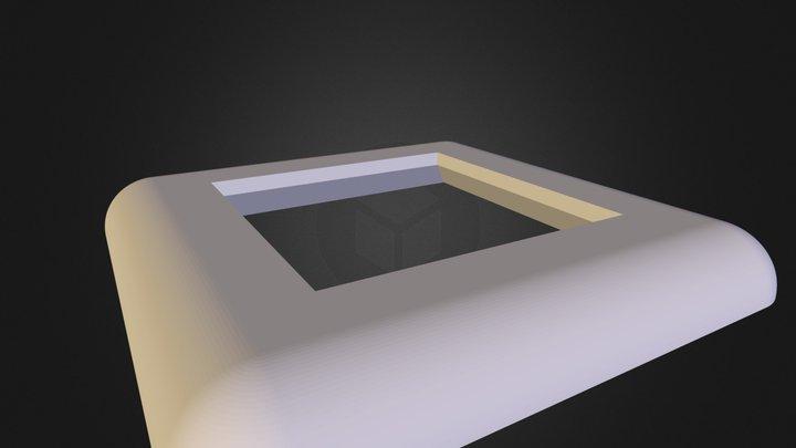 Light_switch_plate 3D Model