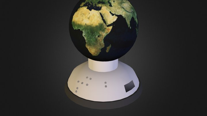 The GeoSphere 3D Model