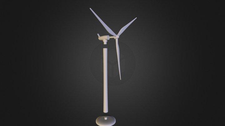 Generator.obj 3D Model