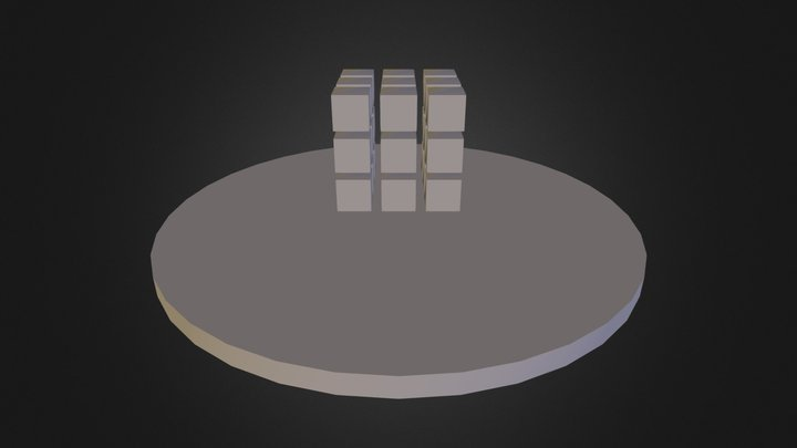 Untitled 2.3ds 3D Model