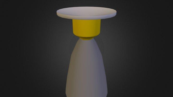 engine1.dae 3D Model