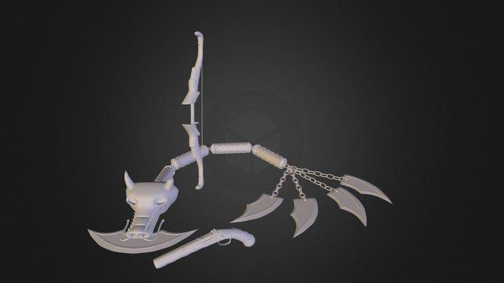 Group.obj 3D Model