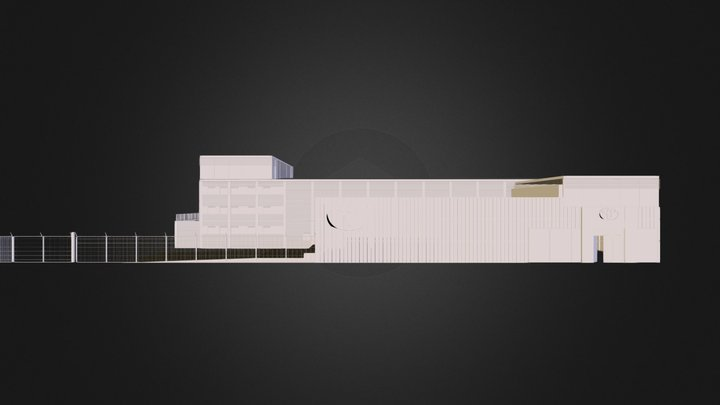 siteplan_model6_6.obj 3D Model
