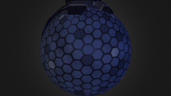 FragGrenade.zip 3D Model