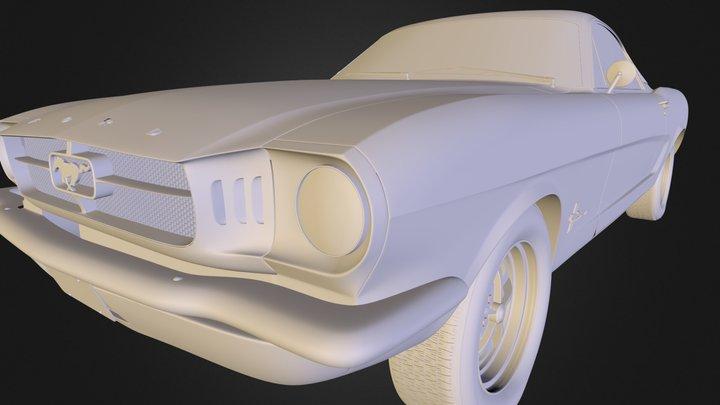 xperia 3D Model