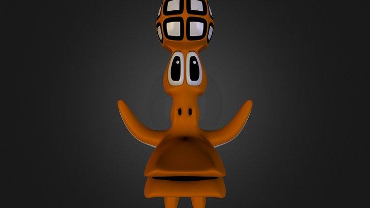 Swirlzo 3D Model