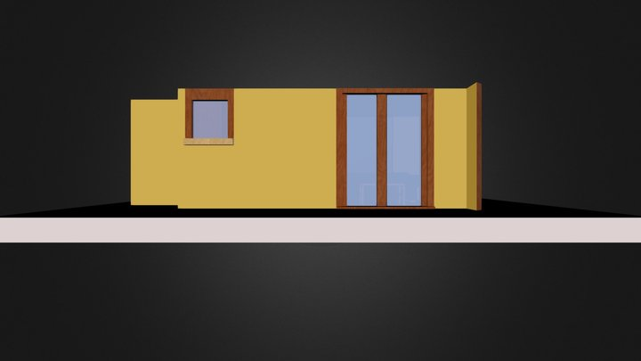 Habitacio1 3D Model