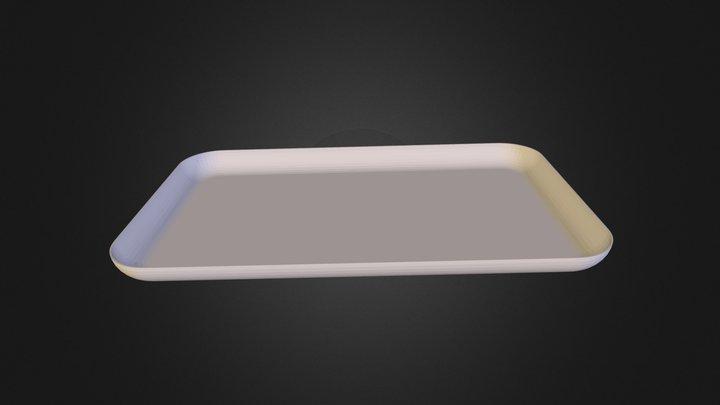 bandeja nueva.stl 3D Model