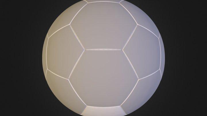 ball.3DS 3D Model