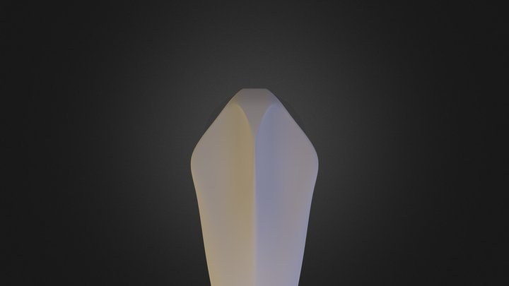 needle_0001.dae 3D Model