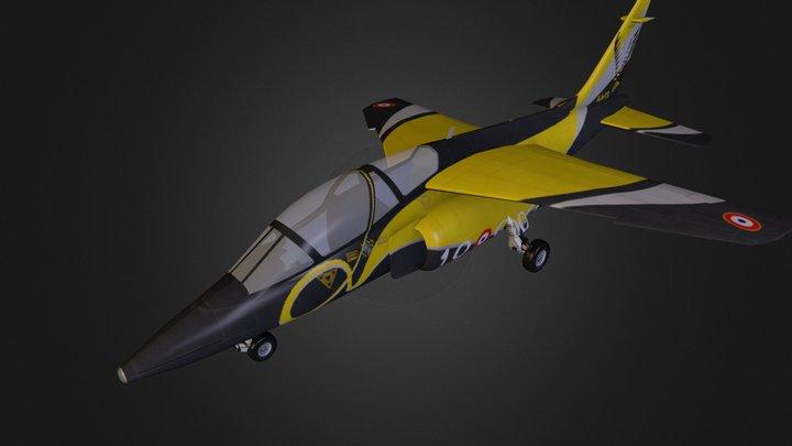 alphajet.zip 3D Model