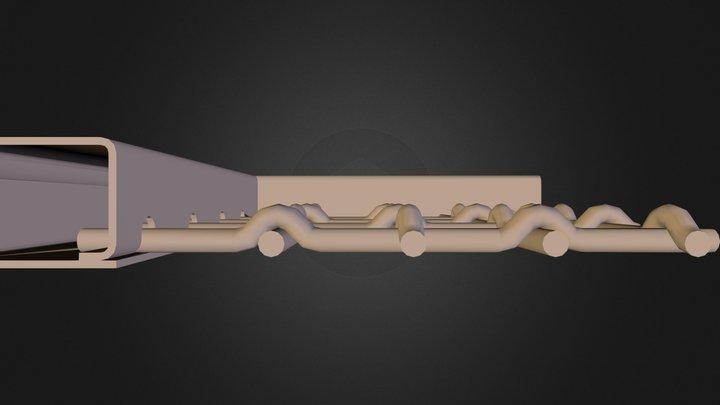 wire mesh 3.3ds 3D Model