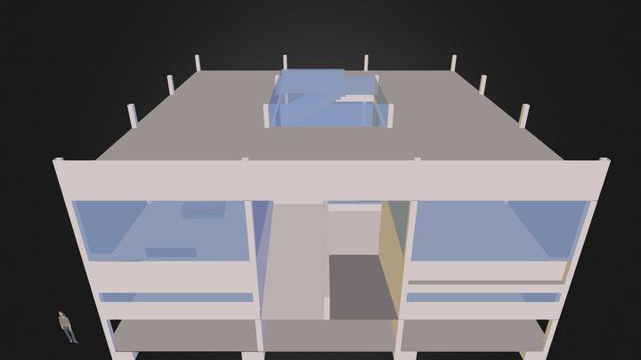 myHome_OP1.dae 3D Model