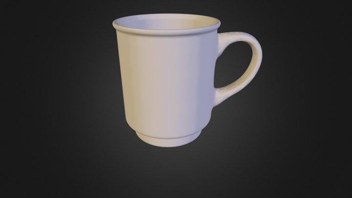GBH_Tasse_Gluehweinbecher.3DS 3D Model