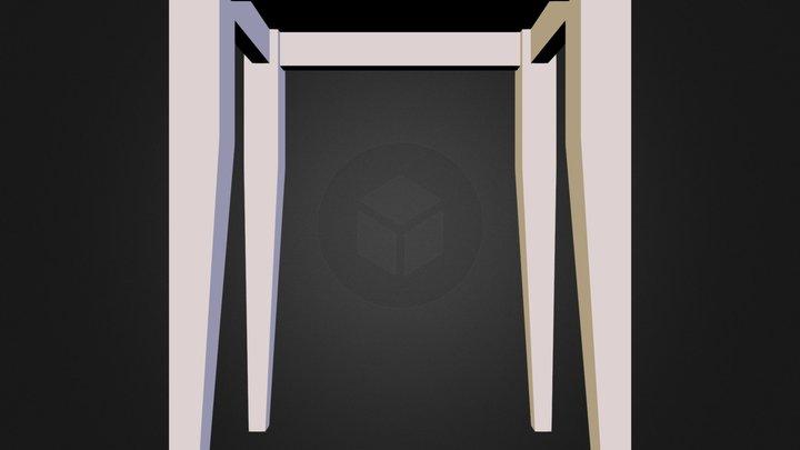 table5.dae 3D Model