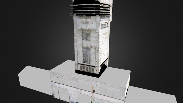 St-Albert 3D Model