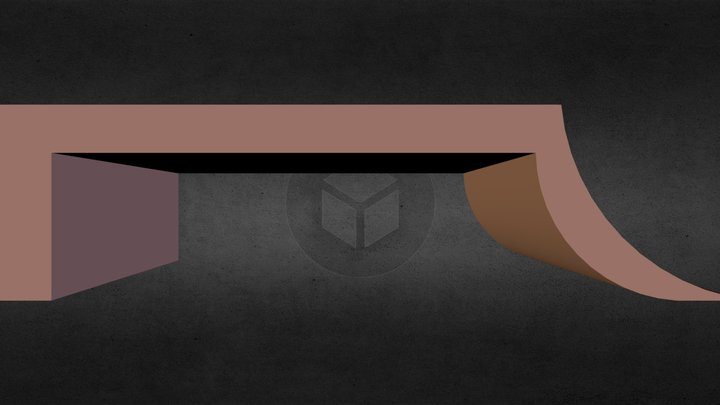 Mystery Table.dae 3D Model