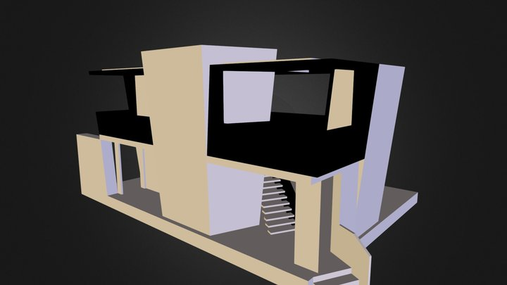 shaftesbury place.dae 3D Model