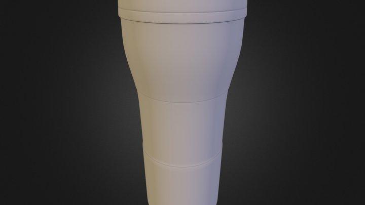 SM69.DAE 3D Model