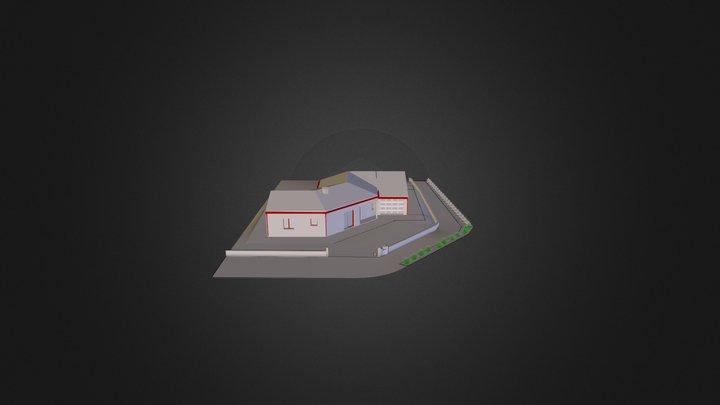 Terrainmaisonpernoud.dae 3D Model