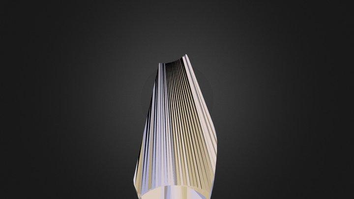 Blade Design.stl 3D Model