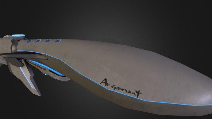 argotest 3D Model