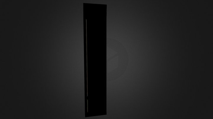 WoodWall (Manorhouse) 3D Model