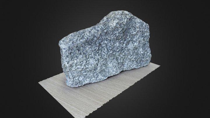 Rock Example 3D Model