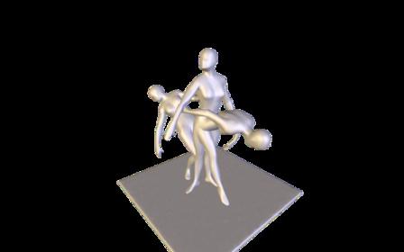 atp2 3D Model