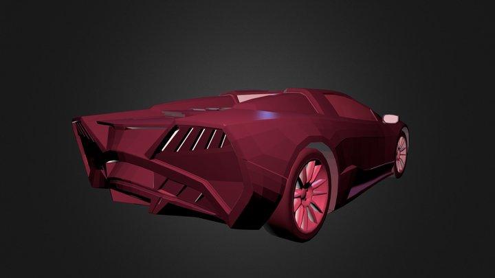 arrinera  concept test 3D Model