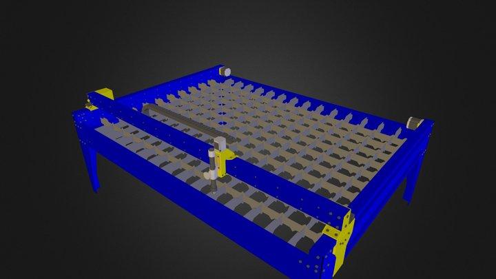 Plasmatronic 20215 3D Model